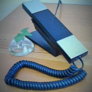 憧れの電話