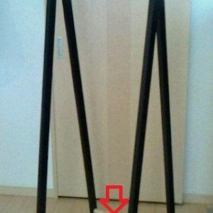【DIY】ハンガーラックの幅を変えてみる!