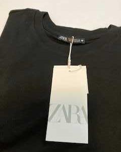【ZARA 】大人が似合う黒T探し