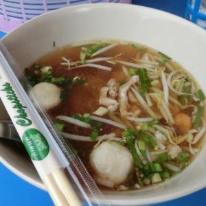 バンコクで、そして日本で食ったもの
