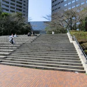 隅田川2橋さんぽ② 聖路加病院寄り道