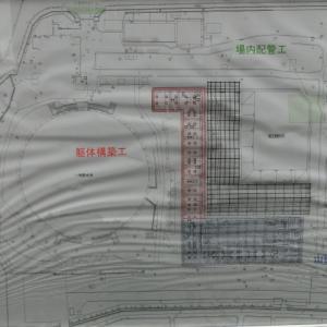 和田堀給水所を見に行った