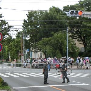 一瞬のオリンピック観戦【自転車男子ロードレース】