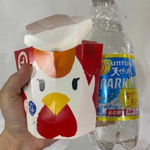 【期間限定】ローソンでただで飲み物を手に入れる方法!!(からあげクンとスパークリングウォーター)