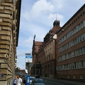 ぶらり旅…ニュルンベルク DB Museum(鉄道博物館)