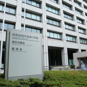 【年間休日29日】厚生労働省に電話した日。