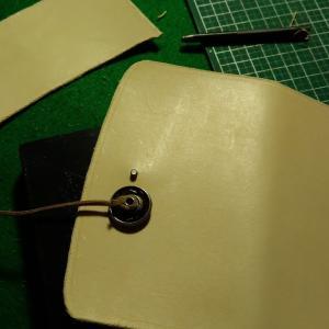 ゴローズ(goro's)風レザースマホケース&iPhoneケースを自作してみた その2