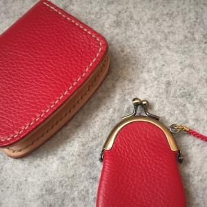 オフィス内で携帯したい財布を考えてみた その5 完成品をメルカリに出品してみた