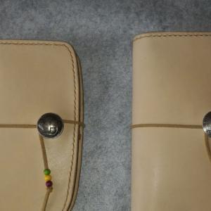 ゴローズ(goro's)風レザースマホケース&iPhoneケースを自作してみた その4