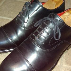 宮城興業「謹製誂靴」に相応しい、自作の革製インソールを作ってみた。