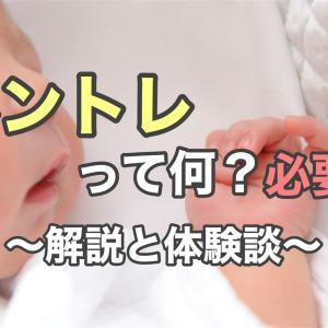 【徹底解説】乳児育児のネントレとは?必要?0から分かるネントレまとめ【体験談あり】