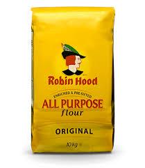 All Purpose Flour でパンを作ってみると・・plus カナダの小麦粉について