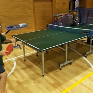 【卓球】小学生必見!!超高速切り替え練習でリズム感上がるよ