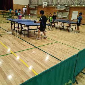 【卓球】仲間たちと一緒に卓球を楽しもう!