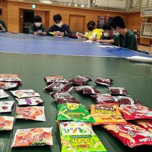 【卓球】納会ビンゴゲームで和気あいあい(^o^)