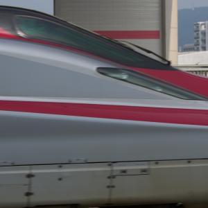 east-i福島駅通過