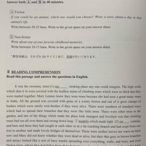 帰国生入試について(6)