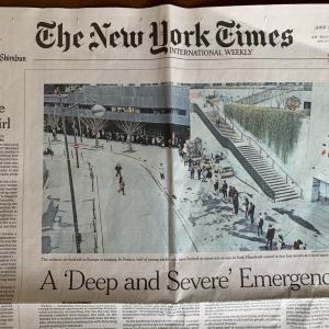 ニューヨーク・タイムズ・インターナショナル・ウィークリー