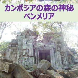 【まるで天空の城】ラピュタのモデルになったベンメリア遺跡・観光レポート