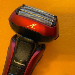 パナソニック ラムダッシュ電気髭剃り ES-LV5E-R 2ヶ月間使用レポート