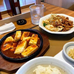 【やよい軒】激ウマ中華でご飯がススム!回鍋肉と麻婆豆腐の定食を実食
