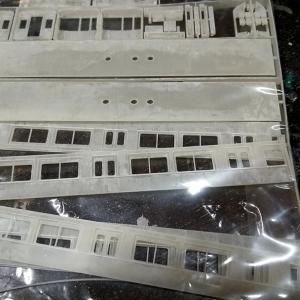 横浜高速鉄道 Y000系を作っていく ①