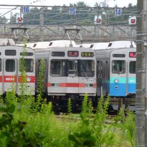 東急8590系デハ8594