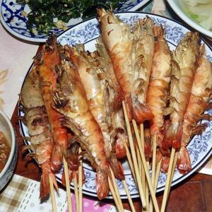タイのエビ料理《本気の》ベスト10