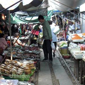 《ぼられ方値切り方》タイでの買い物のコツ