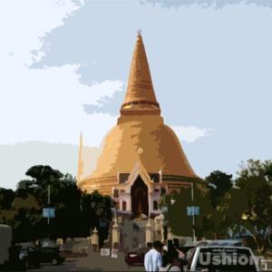 《タイに住む人々》タイに中国系が多い理由