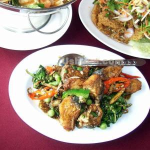 《どんな味?》タイの珍味その1