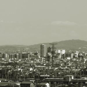 地方都市のいい眺め