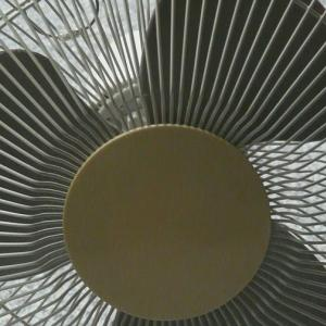 10年ものの扇風機