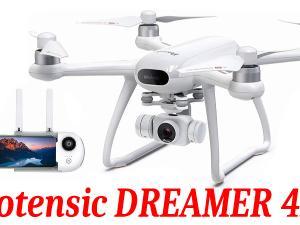 【Potensic DREAMER 4K】4Kカメラ・1/3CMOSセンサー搭載ドローン