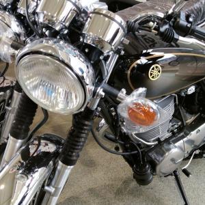久しぶりの更新はバイク(SR400)のこと