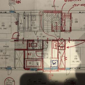 間取りの途中経過すべて見せます③2.5階から2階建てへ変更