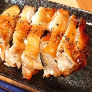 メーカーレンチン蒸し料理シリーズ!!ダイエット中なのに鶏モモ肉で鶏チャーシューを作るの巻。