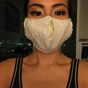 マスク頂きました♡