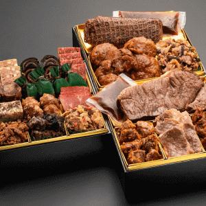 【2021年おせち特集⑦】「博多美味しいもの便 博多久松」肉づくし重って何?おせちの試食ができるって本当⁈調べてみました☆