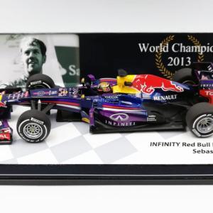 2013年チャンピオン S.ベッテル