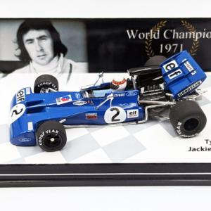 1971年チャンピオン J.スチュワート