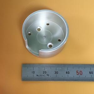 アルミ 円板(キャップ形状)