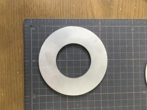 円板 ドーナツ ステンレス