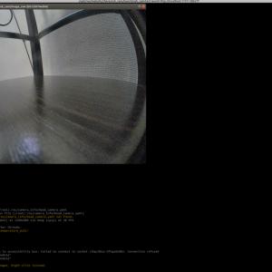 USBカメラのros nodeを実行可能なDocker Imageを作ってみた。
