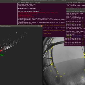 DockerでOpenVSLAMを簡単に動かせるImageを作ってみた