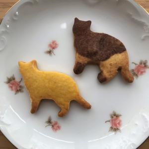 ねこねこクッキー