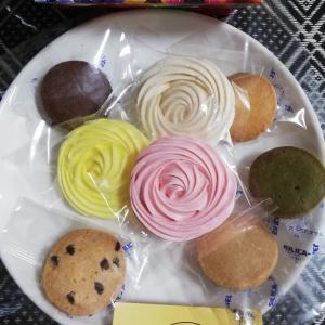 母の日のプレゼントスイーツ!シュシュクリエのクッキーを頂きました