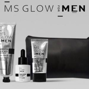 Siapa yang bilang cowok g perlu perawatan. MS Glow For Men.,