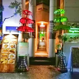 本格的にバリ料理が味わえるお店のひとつ、テランブラン、大阪