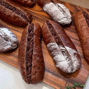 チョコ好き必見のパン・ヴィエノバ・ショコラ・ノワール